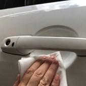 Toalha Automotiva Multiuso de Seda Artificial Para Lustro - Cód.7826
