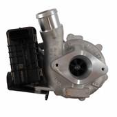 Turbina Garrett 854800-5001W (Ford Transit 2.2 TDCi Euro 5) - Cód.3405