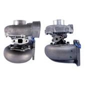 Turbina Garrett Part Number 465805-5002S (Ford F1000) - Cód.3891