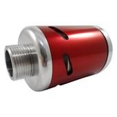 Valvula de Prioridade Twist Vermelha - Cód.625