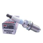 Vela de Ignição BKR6EQUP Laser Platinum - Cód.106