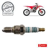 Vela de Ignição Denso Iridium IUH24 (Honda CRF250R) - Cód.3240