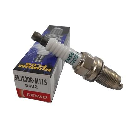 Vela de Ignição Denso Iridium SKJ20DR-M11S (Honda New Civic 1.8 Flex) - Cód.1056