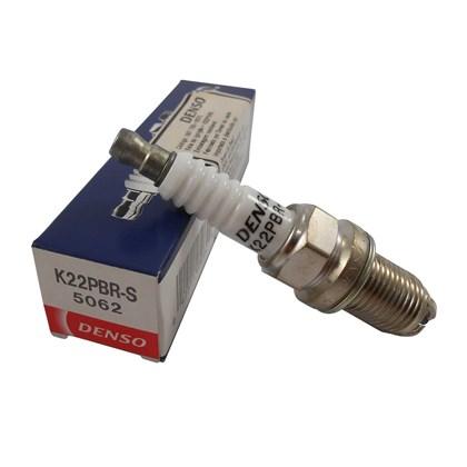Vela de Ignição Denso K22PBR-S Porsche 911 3.6 / Carrera Speedster - Cód.465