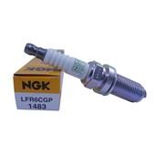 Vela de Ignição NGK LFR6CGP (Toyota Hilux 2.7 / Hilux 4.0 V6) - Cód.1073