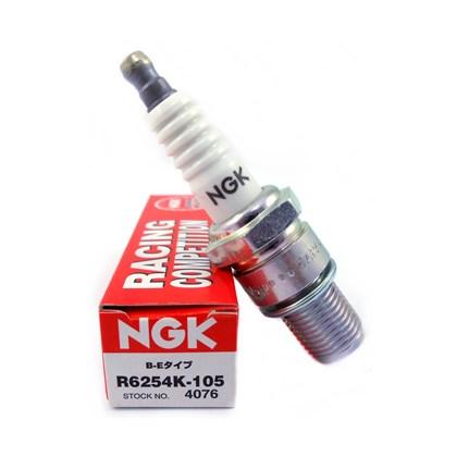 Vela de Ignição NGK R6254K-105 Kawasaki KX100 - Cód.5432