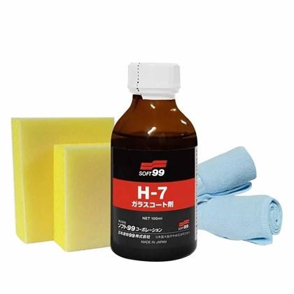Vitrificador H7 (100ml) com 3 anos de proteção - Cód.5716