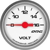 Voltimetro ODG Drag - Cód.1373
